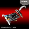 (aim) 7.1 channel PCI-e HD sound Card