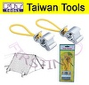 H5311 Tarp clamp suitable for camping,tent,canvas
