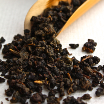 Charcoal Oolong Tea