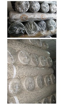 Special stock of curtain for sales