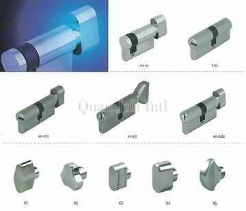 Double Cylinder European Profile  - ER Keyway