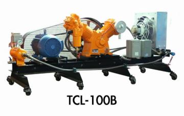Motors Transmission Platform Model TCL-100B Compressor