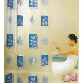 PVC sheeting for Shower Curtain use