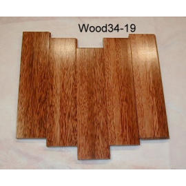 Solid Red and Black  Coconut wood  Flooring