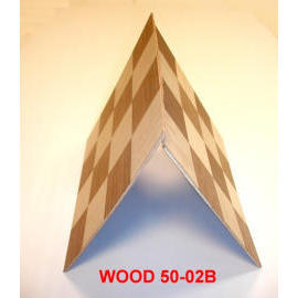 Wood decoration board