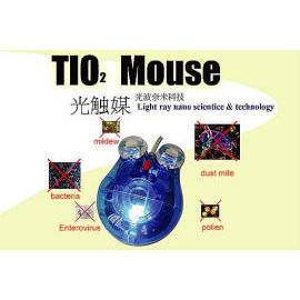 Optical TiO2 Frog Mouse
