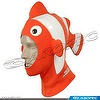 3mm Dive Hood, Nimmo, Cute Hood, Fun
