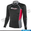 1.5mm Neoprene/Lycra Long Sleeve Rash Guard, Man, Rash Guard, Long Sleeve Rash Guard