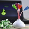 FLOWER SHAPE  4 USB HUB