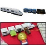 USB 2.0 Flexible 4 Port Train Hub