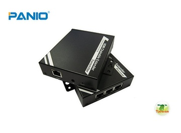 PANIO HD1000TR HDMI Cat.5e/6 HD Video Splitter & Extender 100m 1080P can Application Multimedia signage - Made in Taiwan