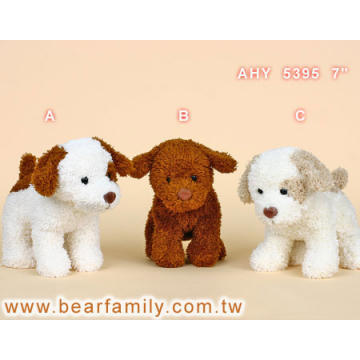Plush Stuffed Dogs
