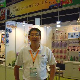 Booth View at 2010 Hong Kong Summer Sourcing Show for Gifts, Houseware & Toys