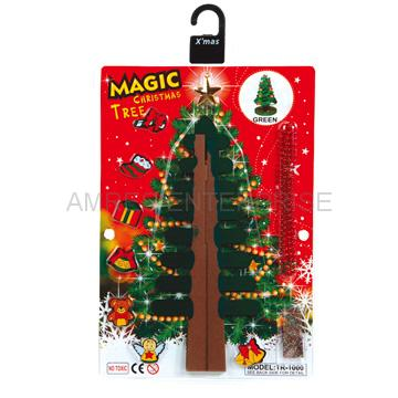 Magic Christmas Tree 25 cm Height