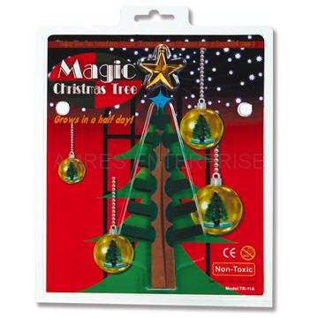 Magic Christmas Tree