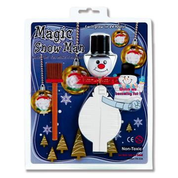 Magic Snow Man
