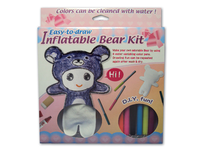 Inflatable Bear Kit