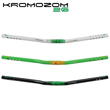 MACMAHONE HANDLEBAR-KROMOZOM 26 Cromo bar - Dirt & freeride