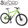 MACMAHONE MOUNTAIN BIKE SWORD SINGLE SPEED