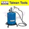 A1363  5 Gallon Air Operated Grease Pump w/High Pressure Booster Gun(Pressure Ratio=55:1)
