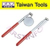 "2"" Telescopic Inspection Mirror w/ Magnetic Pick-Up"
