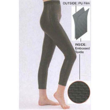 MASSAGE TROUSERS - With elastic waist band