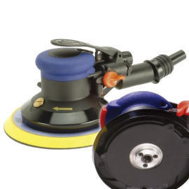 "5"", 6"" Air Random Orbital Sander (Central-Vacuum)"