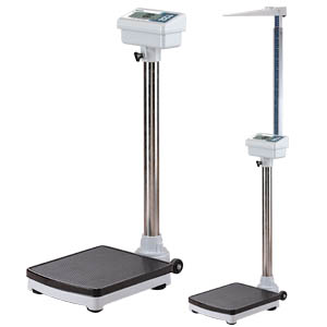 BW-1122/BW-1122H Physician Scale with Height Rod