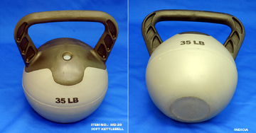 KETTLEBELL (soft shell)