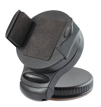 Universal mobile phone holder-BLACK