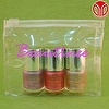 3pcs nail polish set