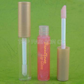 Mini lip gloss wand