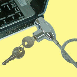 NOTEBOOK COMPUTER KEY LOCK