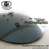 Hydrophobic coating eyewear lenses