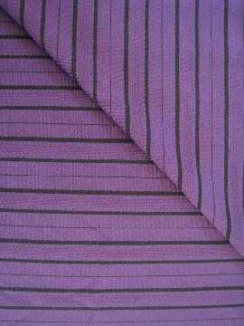 100%POLY SINGLE TEX. STRIPE W/WICKING