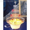 Fanci Fountain Lamp, Wedding Cake, Water Fountain
