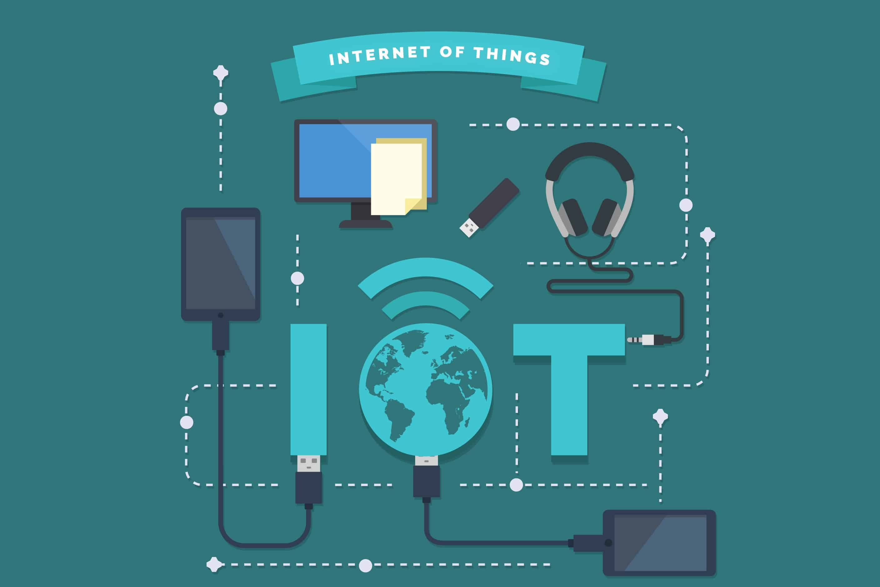 Smart sensor and production systems for industrial IOT